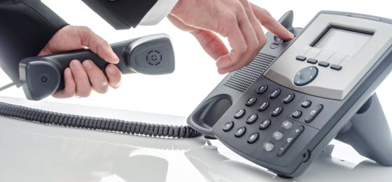 how to end a telephone interview