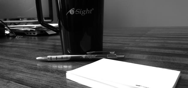 Sight black pen