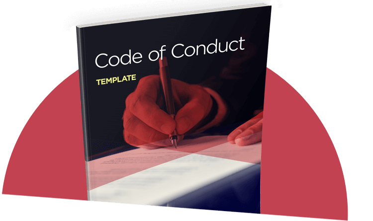 Free Code Of Conduct Template I Sight