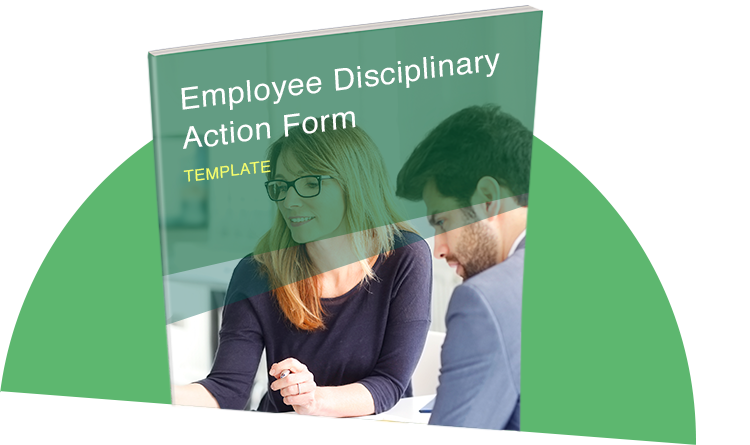 employee disciplinary action form template i sight