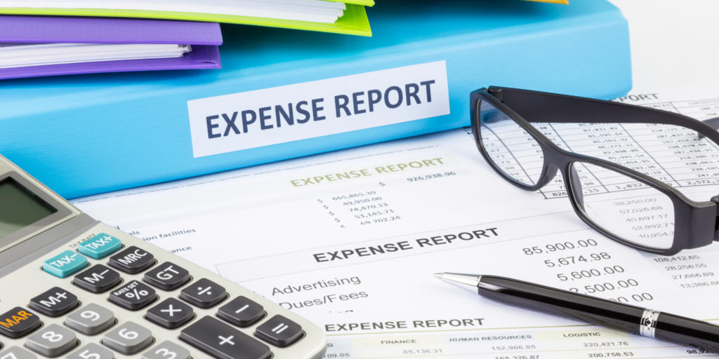 Expense report - accounts payable fraud