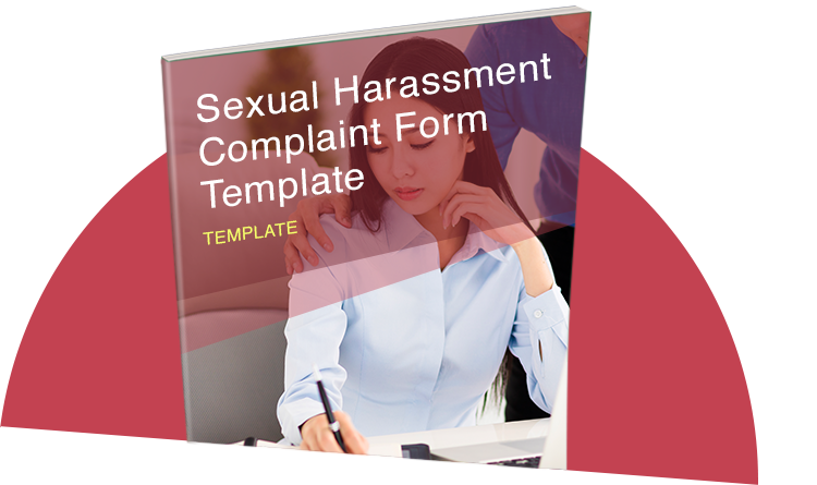 Amazing Sexual Harassment Complaint Form Template | I Sight
