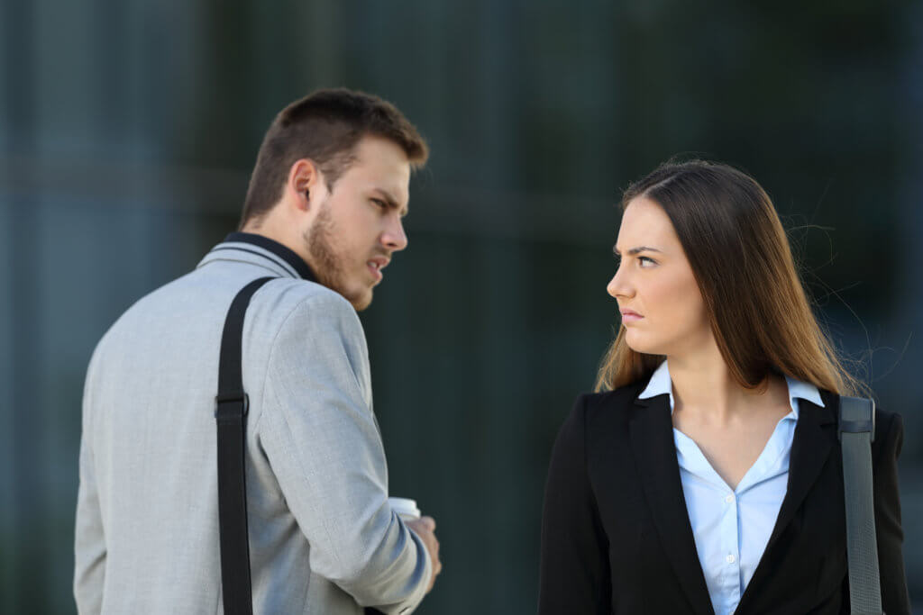 investigating stalking in the workplace