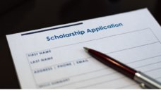 scholarship-application-form-picture-id1067468544