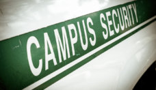 Retro Campus Security