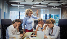 what qualifies as a hostile work environment